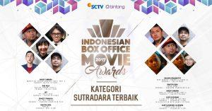 Nominasi IBOMA 2017 Kategori Sutradara Terbaik