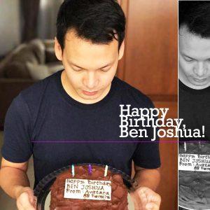 Ben Joshua Berulang Tahun