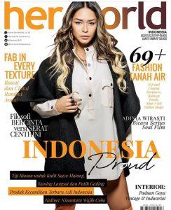 Adinia WIrasti on Her World Magazine