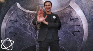 Vino G Bastian Perankan Wiro Sableng. Foto: Bintang.com