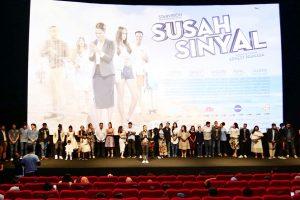 Gala Premiere Film Susah Sinyal. Foto by Instagram @Starvisionplus