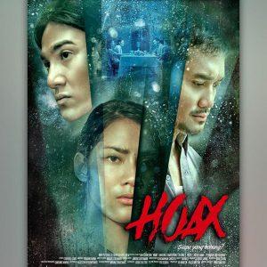 Vino G Bastian di film Hoax