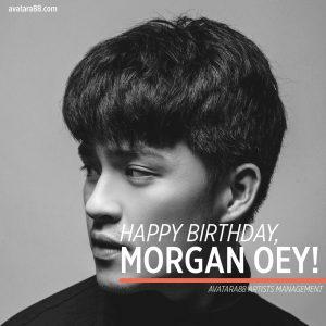 Morgan Birthday