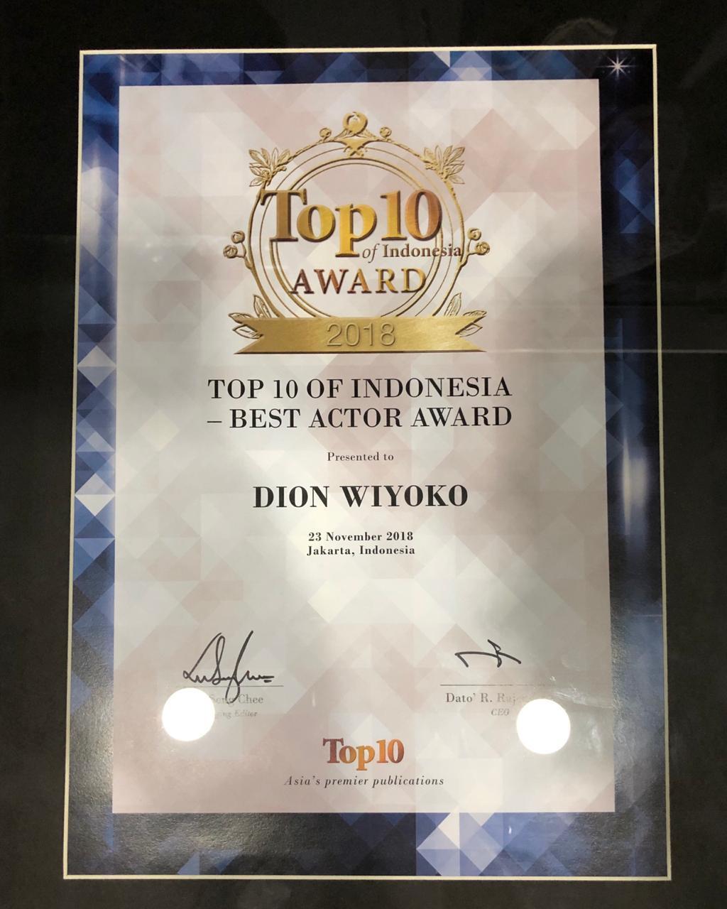 Dion Award 3